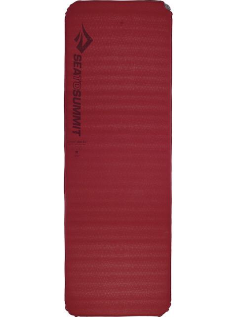 Sea to Summit Comfort Plus Self Inflating Mat Rectangular Large Red